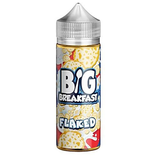 Flakes by Big Breakfast E Liquid 120ml Shortfill