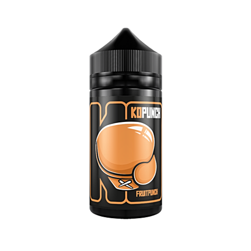 Fruit Punch by KO Punch E Liquid 100ml Shortfill