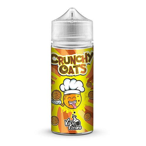 Crunchy oats (Biscuits) by Vape Potions E Liquid 120ml Shortfill