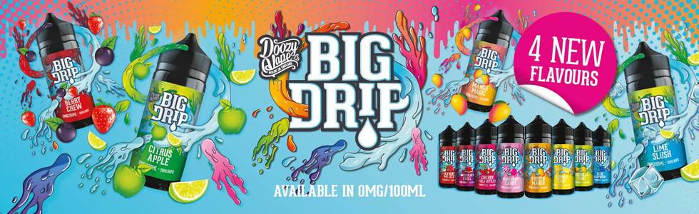 Big Drip By Doozy Vape Co