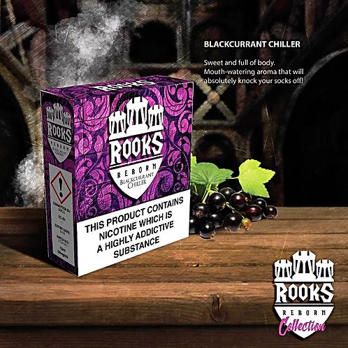 Blackcurrant Chiller by Rooks Reborn E Liquid