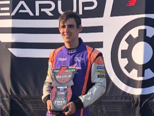 Team Pelfrey Signs Dylan Christie & Adds F1600 Canada Series to their Schedule