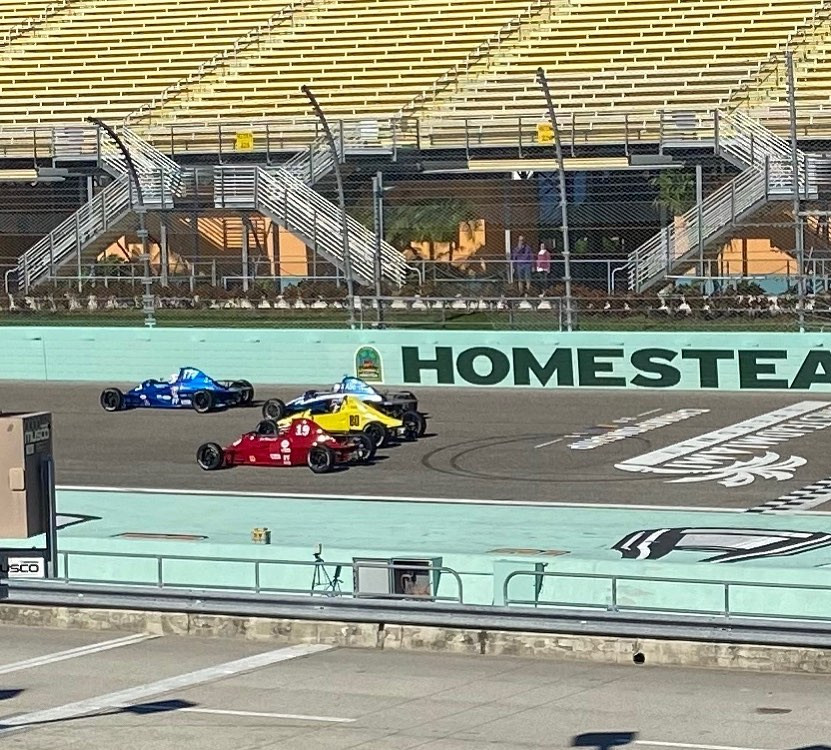 4 wide at the line