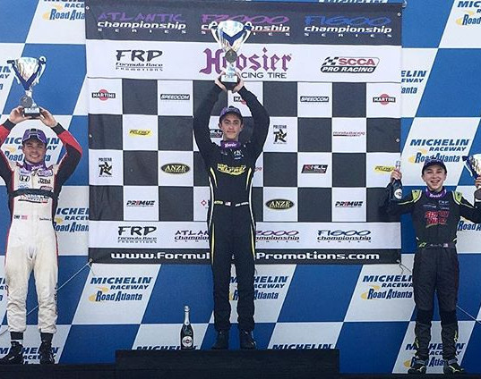 Congrats Josh Green on his first win in