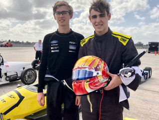 Christie Scores First 2020 Victory for Team Pelfrey at Sebring