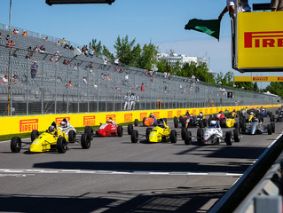 Strong Showing for Team Pelfrey 1600 debut at F1 Grand Prix du Canada