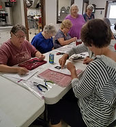 Ladies Fellowship making Chrismons.jpg