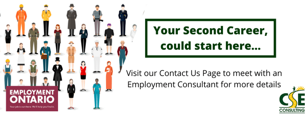 Banner Second Career Employment Services