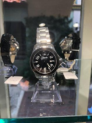 Spyder Wright Silver Watch