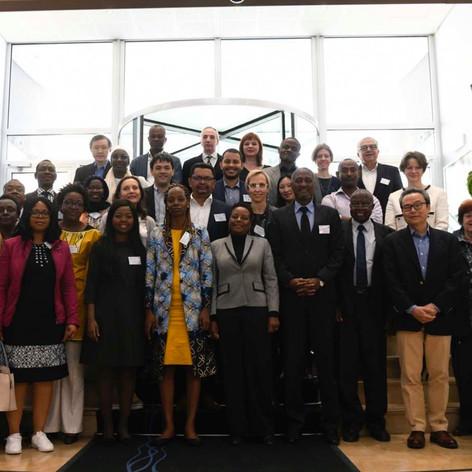 African Dermatologists meeting in Geneva