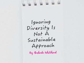 What it Really Means to Embrace Diversity.