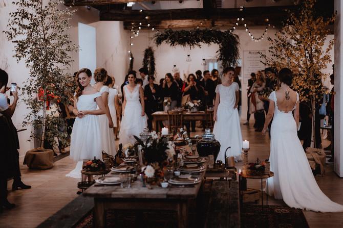 Salon du mariage VS Festival de mariage