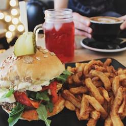 Keys and co | Burger