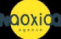 naoxica agence conseil et accompagnment cowdfunding logo