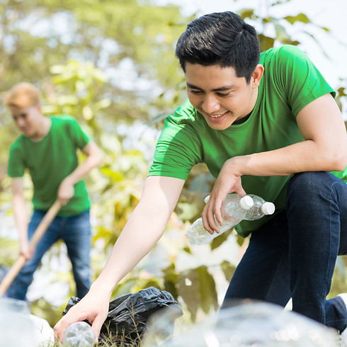 Community Clean Up with NHCA & Vivo For Healthier Generations