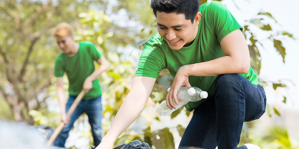 Get Outdoors and Go Green! Halfway