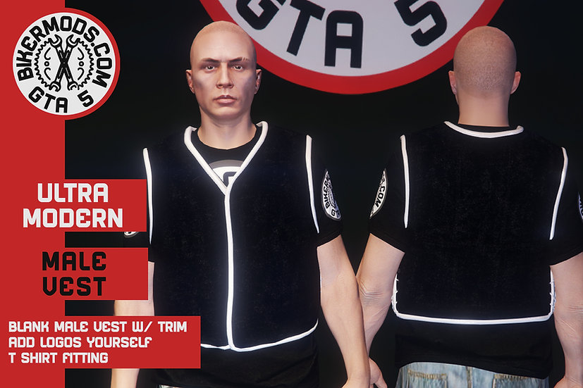 Ultra Modern Vest