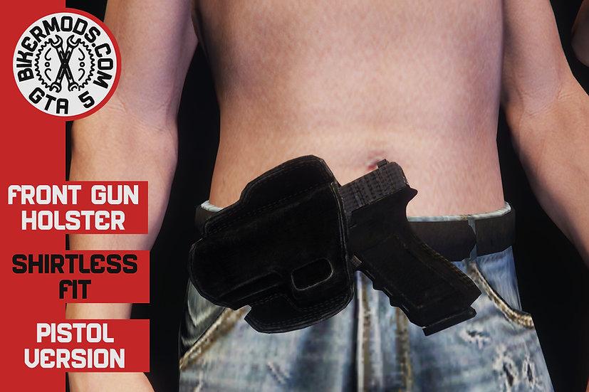 Waistband Gun Holster Glock (Front)