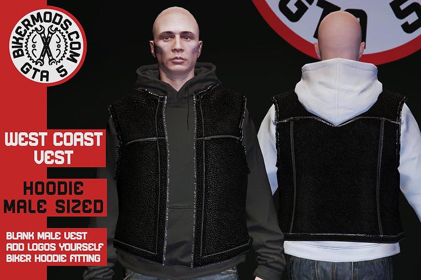 West Coast Vest (Hoodie Sized) Updated