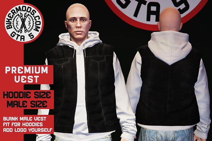 Premium Vest (Hoodie Size)