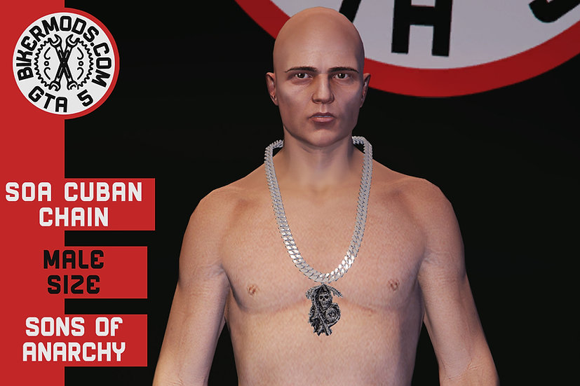SOA Cuban Chain (Sons of Anarchy)