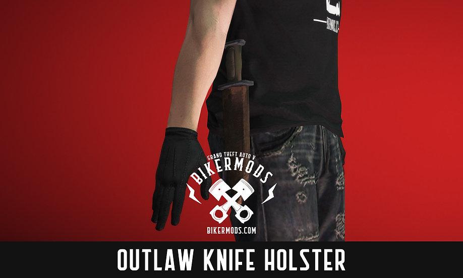 Outlaw Knife Holster