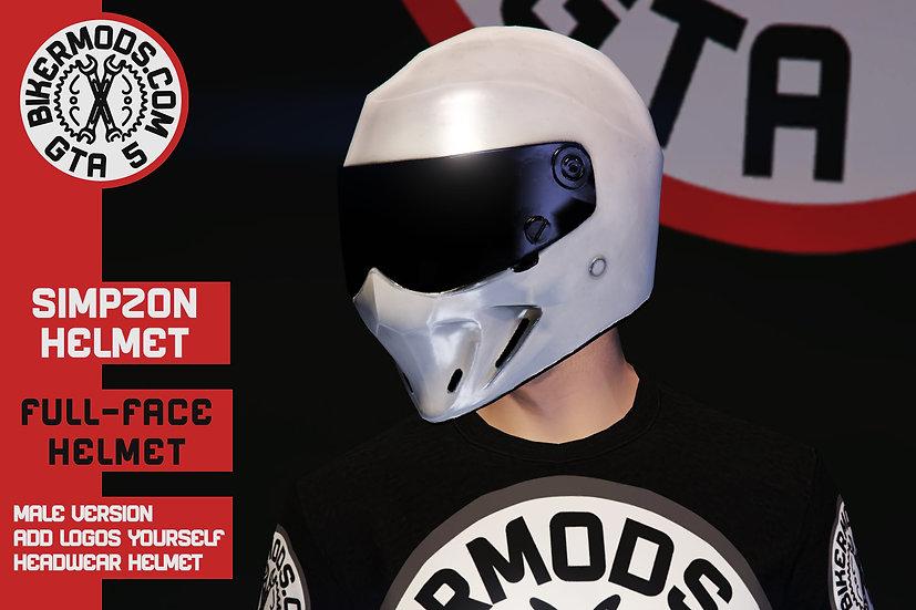 Simpzon Helmet