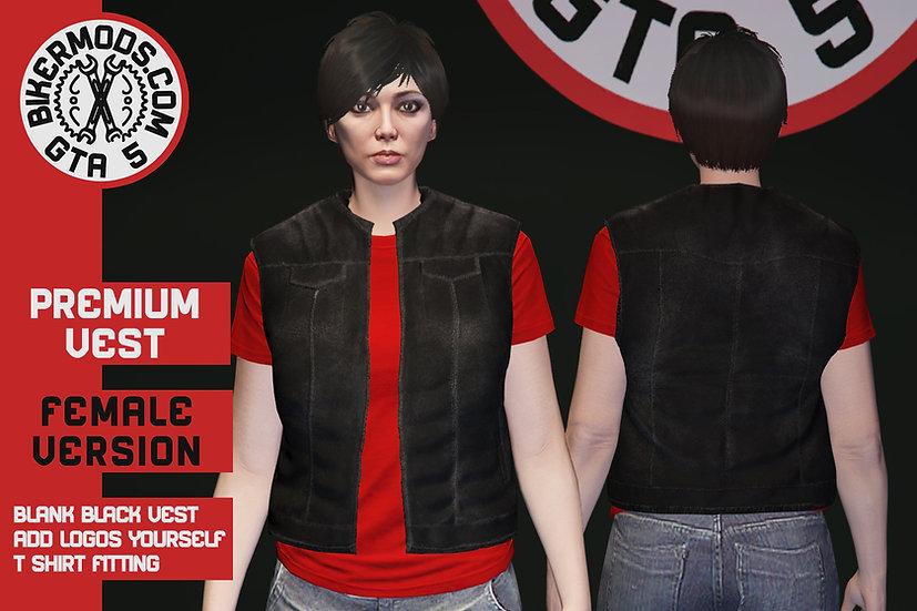 Premium Vest (Female)