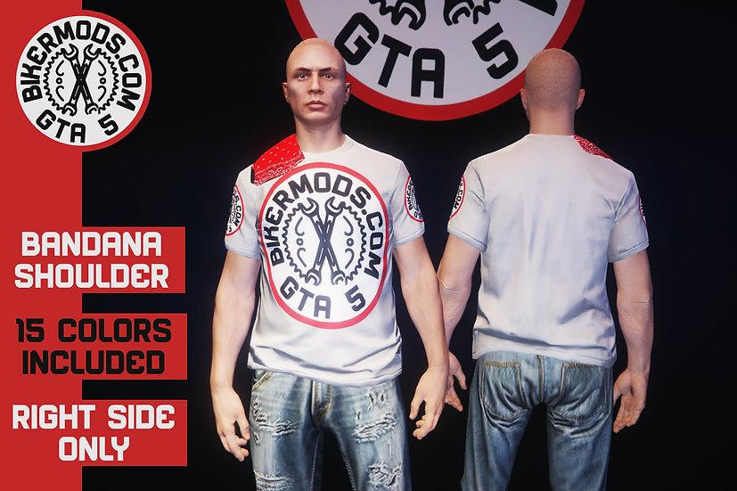 Bandana (Right Shoulder)