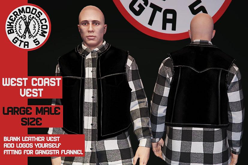 West Coast Vest (Large Size)