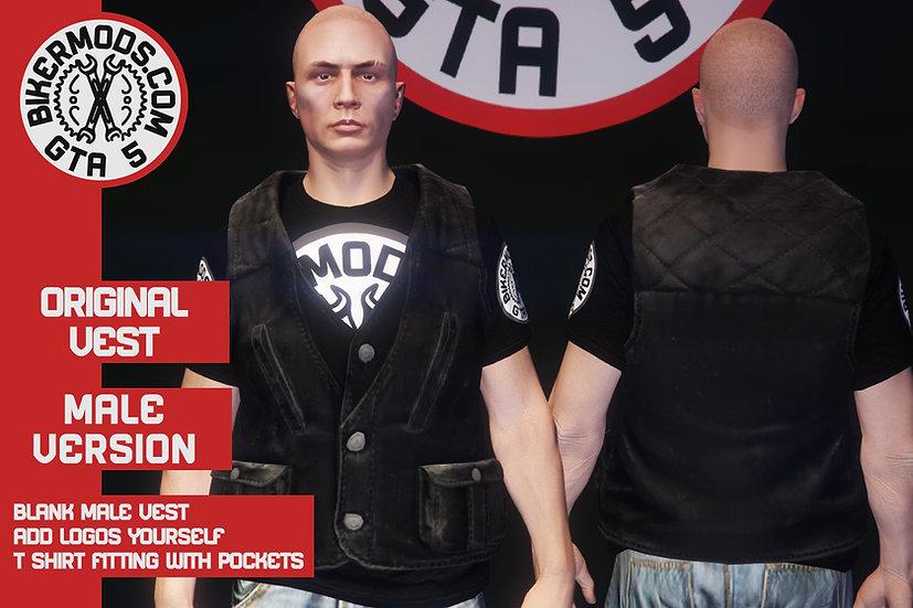 Original Vest (With Pockets)