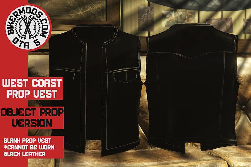 West Coast Vest Prop Model