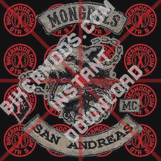 Mongrels MC (San Andreas) Emblem
