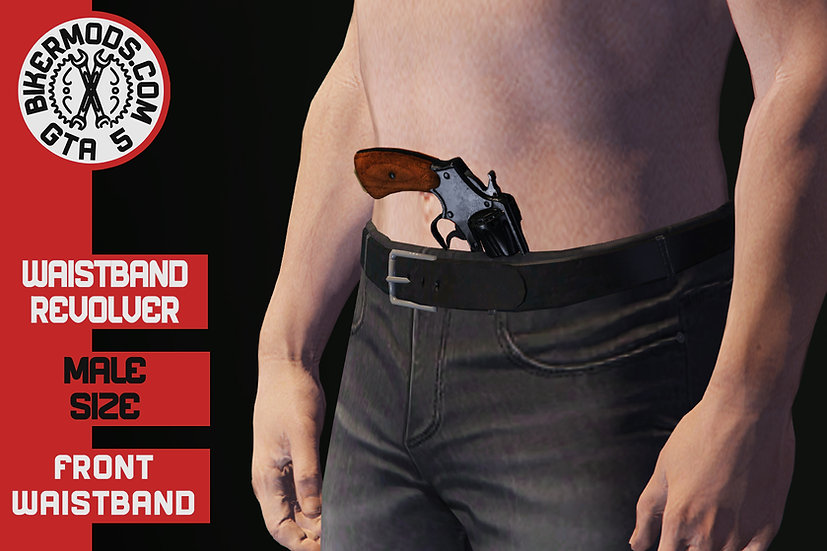 Waistband Revolver