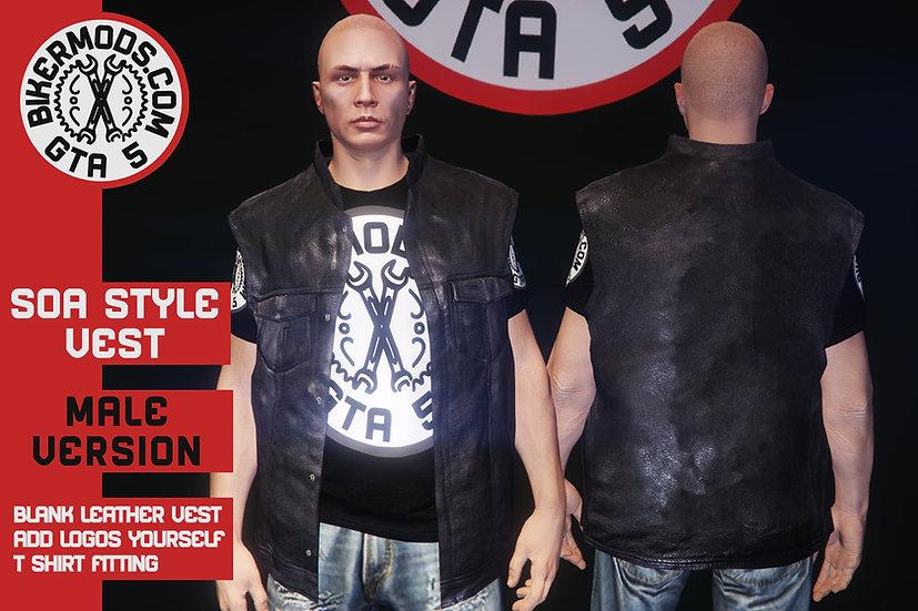 S.O.A. Style Vest