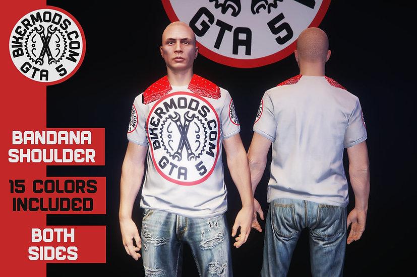 Bandana (Both Shoulders)