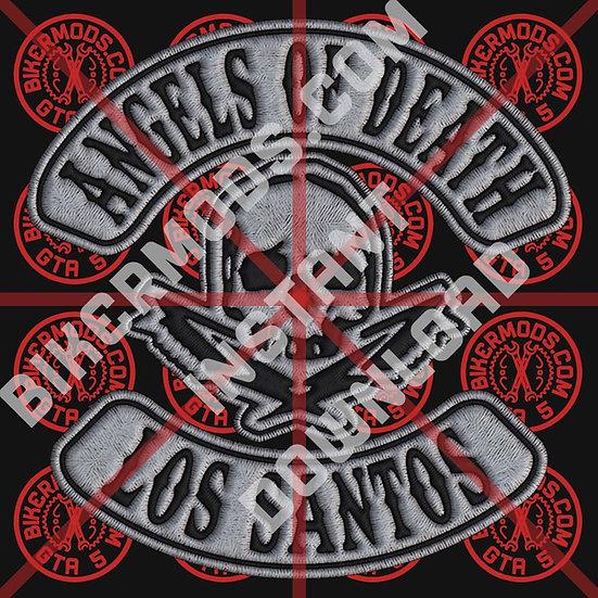 Angels of Death MC LS HD Emblem (Instant Download)