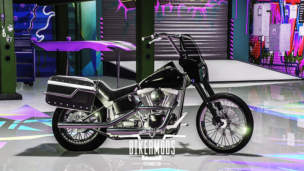 Dyna Touring