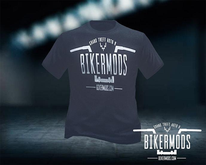 Black Bikermods Shirt
