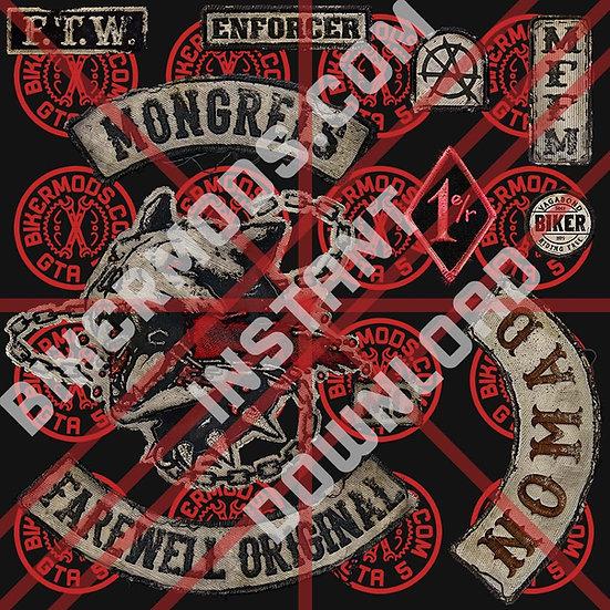 Mongrels MC Flash Pack