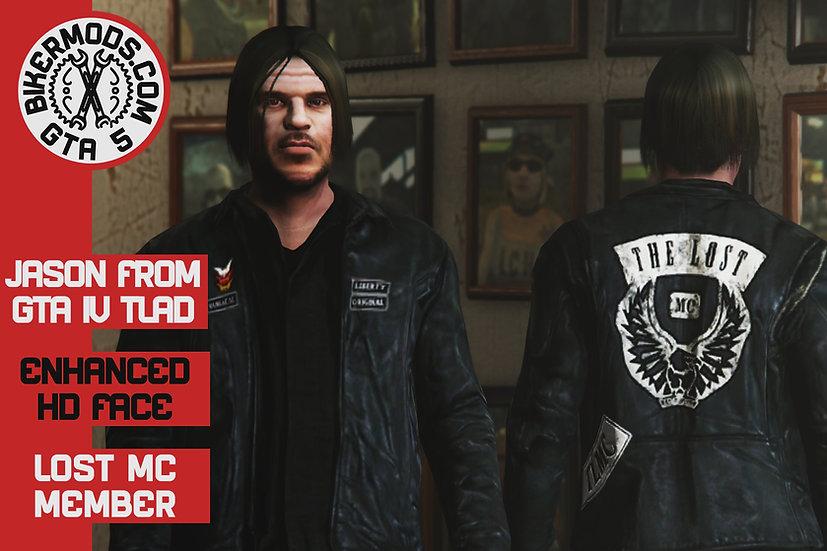 Jason Michaels (GTA:IV TLAD) HD Enhanced