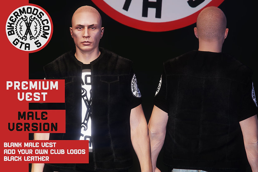 Premium Vest (Male)