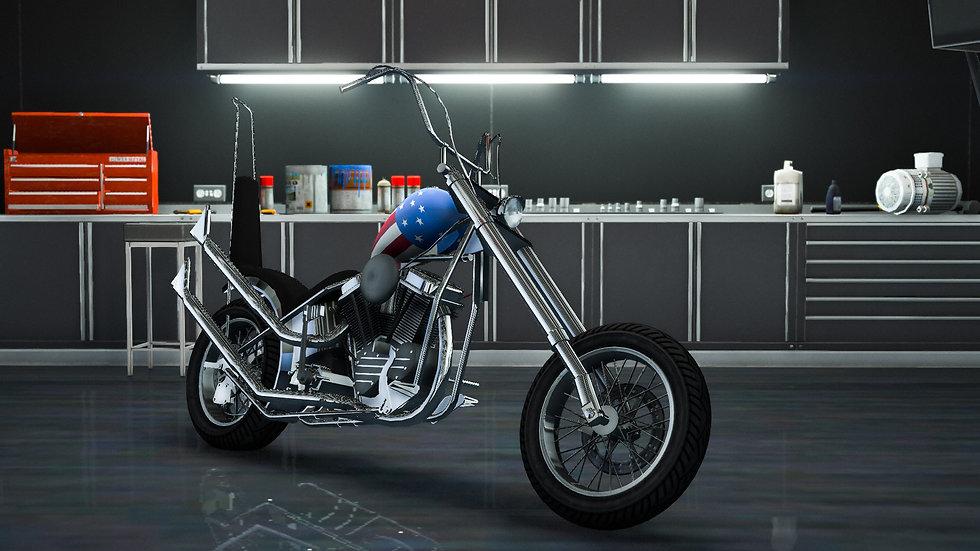Captain Rider
