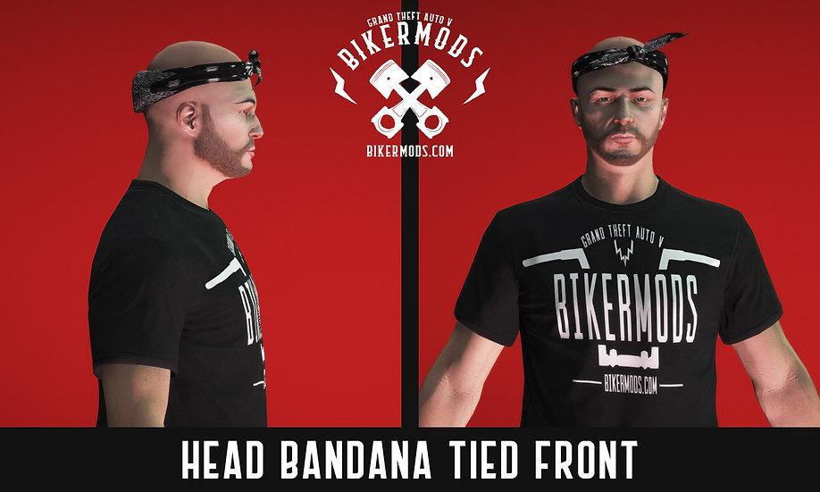 Bandana Tied Front