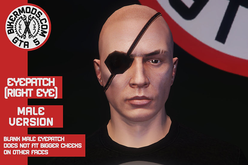Eyepatch (Right Eye)