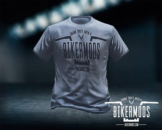 Grey Bikermods Shirt