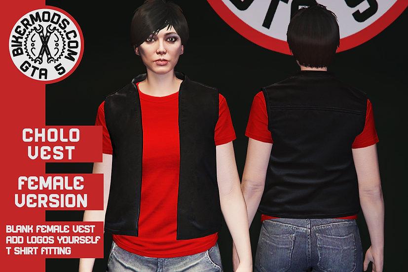 Cholo Vest (Female)