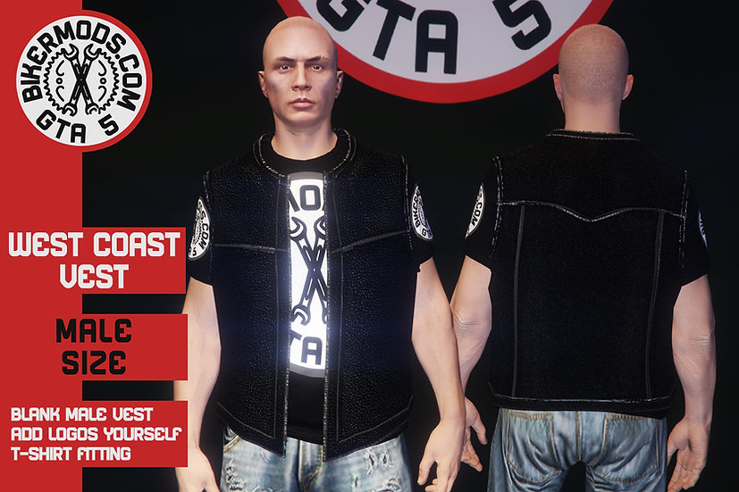West Coast Vest (Updated)