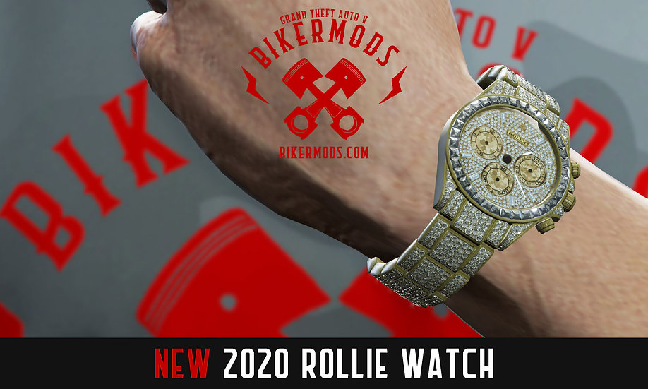 Custom Rollie Watch