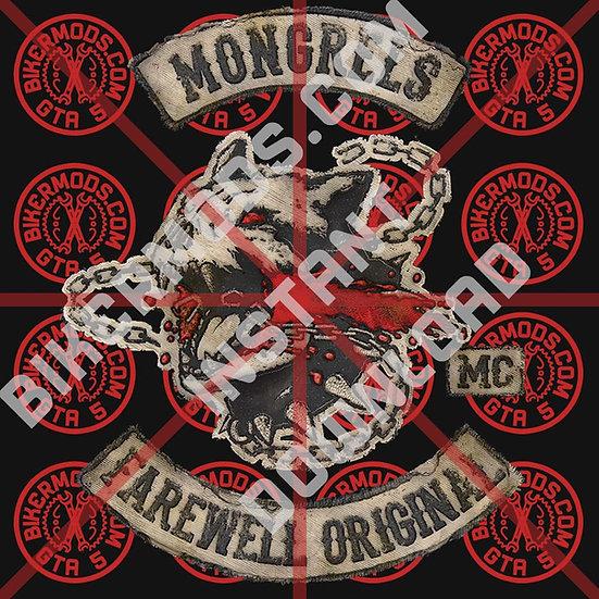 Mongrels MC (Days Gone) Emblem